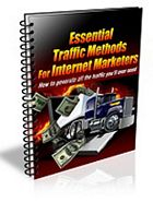 Essential Traffic For Marketers.