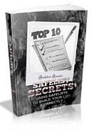Safe List Secrets
