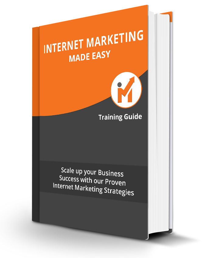 Internet Marketing Made Easy Training Guide