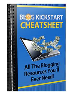 Blog Kickstart