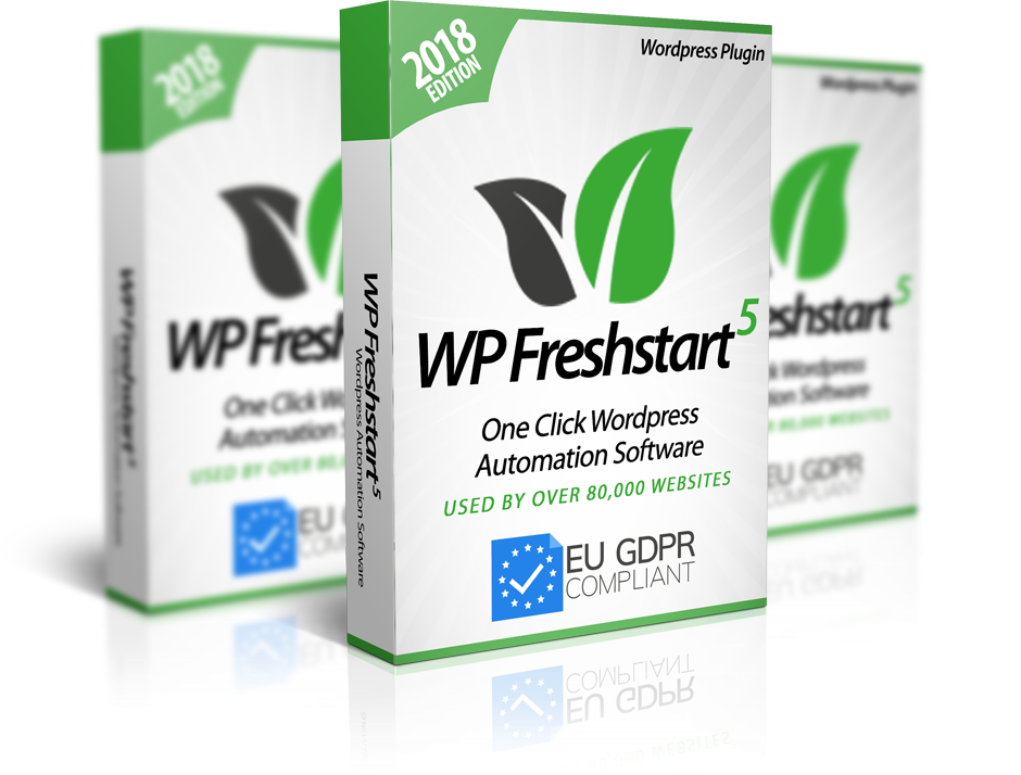 WP Fresh Start 5
