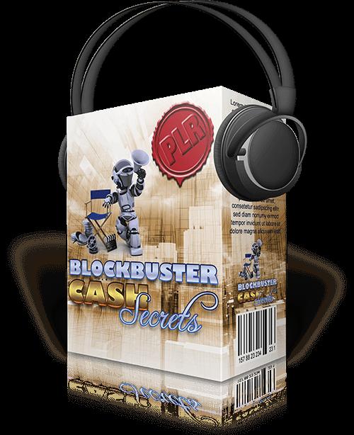 Blockbuster  Cash Secrets