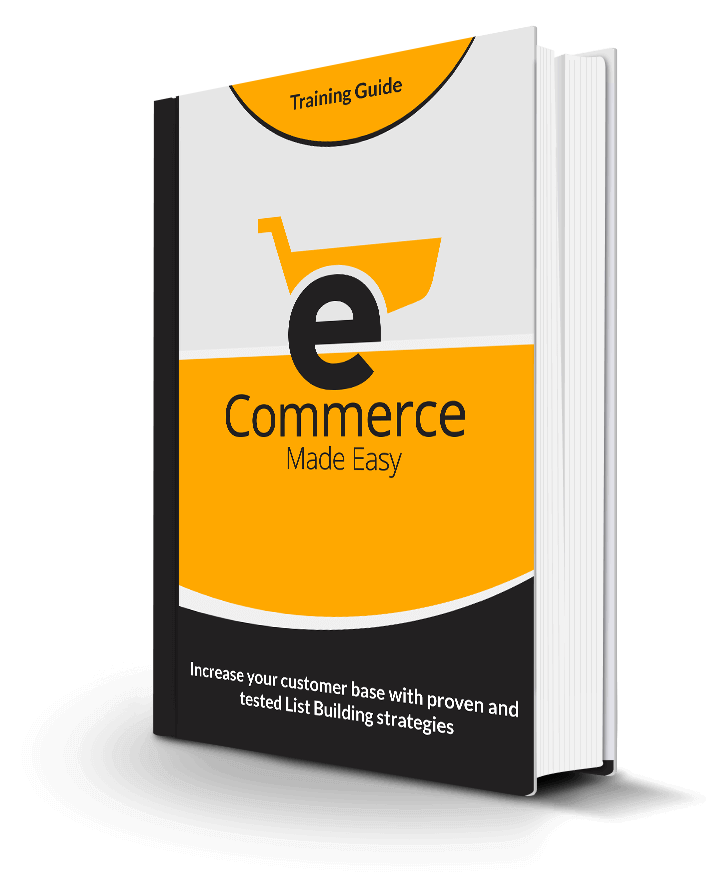 eCommerce Training Guide