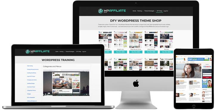 WordPress Affiliate Suite