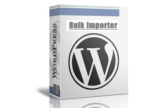 WP Bulk Article Importer Plugin